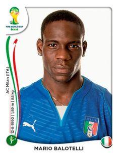 Italia - Mario Balotelli