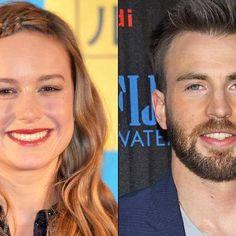 Chris Evans responds to Brie Larson as Captain Marvel: 'I really hope that happens' http://shot.ht/25GB8S6 @EW
