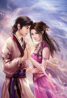 Kanhiro und Ishira