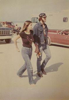 Beach Week - Daytona 1970's.
