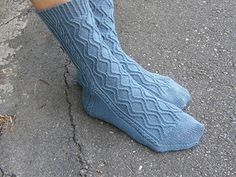 Ravelry: Twisted Hourglass Socks pattern by Robin Griffiths Crochet Baby Poncho, Crochet Socks, Afghan Crochet Patterns, Knitting Socks, Knitting Patterns Free, Free Pattern, Knit Socks, Free Knitting, Crochet Headband Tutorial