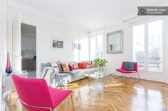 Familly Lux 2 bed apart Eifel Tower in Paris