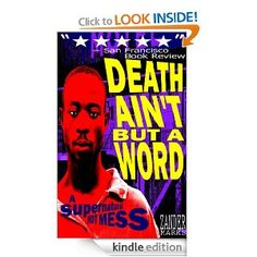 Amazon.com: Death Ain't But A Word: A Supernatural Hot Mess eBook: Zander Marks: Kindle Store