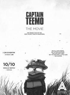 Captain Teemo?