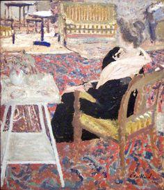 Édouard Vuillard ۩۞۩۞۩۞۩۞۩۞۩۞۩۞۩۞۩ Gaby Féerie créateur de bijoux à thèmes en modèle unique ; sa.boutique.➜ http://www.alittlemarket.com/boutique/gaby_feerie-132444.html ۩۞۩۞۩۞۩۞۩۞۩۞۩۞۩۞۩