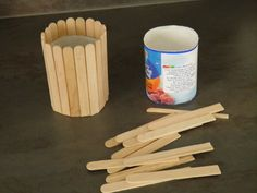 batonnets de glace on popsicle sticks popsicle stick houses and popsicles
