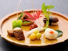 東京で食べたい懐石料理。 精進料理「醍醐」日本庭園も美しいところ