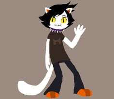 Warrior Cats fandom (its the greatest fandomstuck design out of all the fandoms i have to say probably better than undertale good job to whoever made this even though the actual fandom itself is literally just full of 9-years-old who think that ashfur is the most evil thing in existence and tigerstar is not evil but i am in the fandom so.....)