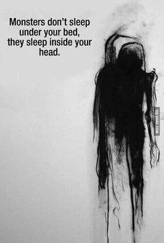 You are your own worst enemy