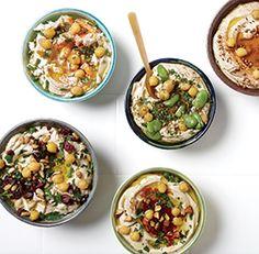 Heavenly Hummus + technique to get super smooth hummus