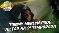 Tommy Merlyn pode voltar na 5ª temporada de Arrow