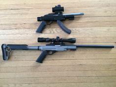 Ruger 10/22 Kit Fox DefenseFind our speedloader now!  http://www.amazon.com/shops/raeind