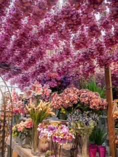 Immergersi nei mercati di fiori di tutto il mondo: è primavera! #London