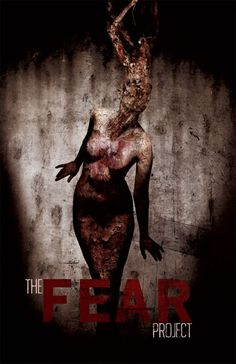 The Fear Project (2015) poster
