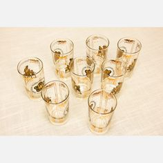 Bicentennial Glasses, $56, now featured on Fab.