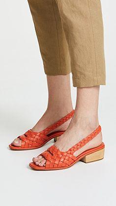 Rachel Comey Blanca Slingback Sandals