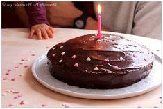 Gâteau au yaourt chocolaté pour son premier anniversaire - Trop Chou !