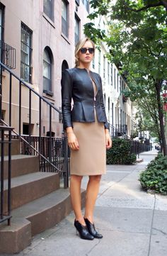 17 Best Work Attire With Ankle Boots
