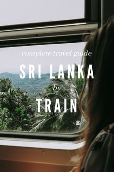 [UPDATED Travelling on the beautifully worn railways of Sri Lanka is a journey in itself. Here is how you can have the best Sri Lanka train journey. Cool Places To Visit, Places To Travel, Travel Destinations, Travel Guides, Travel Tips, Budget Travel, Der Bus, Train Journey, Koh Tao