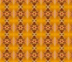 Gold Mirage - Damask Stripes fabric by elramsay on Spoonflower - custom fabric