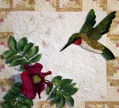 hummingbird quilt | Applique Bird Quilting Patterns | Sewing ideas ... : hummingbird quilts - Adamdwight.com