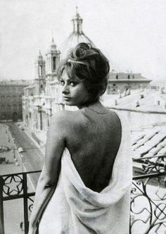 Sophia Loren. My favorite actress ever since my mom introduced some of her movies to me.  I was like 12 years old but I cried watching her movie with my mom.  Her and my mom taught me about LOVE.  Mimi B