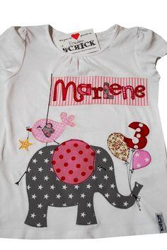 HAPPY BIRTHDAY tooooo youuuuuuu! Das allerschönste Geschenk für jede kleine Elefanten-Liebhaberin zum tierischen Geburtstag, als Mitbringsel oder einfach nur so :-) Durch sein wunderschönes Design...