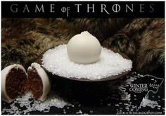 Geek-A-Bites: Check out these cake balls inspired by Game of Thrones & True Blood.