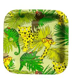 H&M Home offer a large selection of top quality interior design and decorations. Find the right accessories for your home online or in-store. H&m Home, Paper Plates, Decor Interior Design, Kids Room, Jumpsuit, Camping, Detail, Party, Overalls