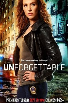 Unforgettable. So glad they brought it back!!! One of my favorites gotta love  Poppy Montgomery :-)