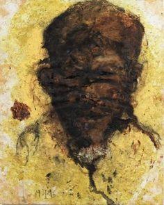 miquel barceló- Baissenbe, 1996 Miquel Barcelo, Contemporary Artists, Painting & Drawing, Shadows, Imagination, Paintings, Map, Ideas, Dibujo