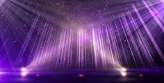 Brilliant Purple Stage