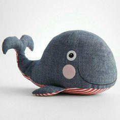 Kissen - Wal