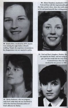 the 82 best the awful atrocities of fred rose west images on