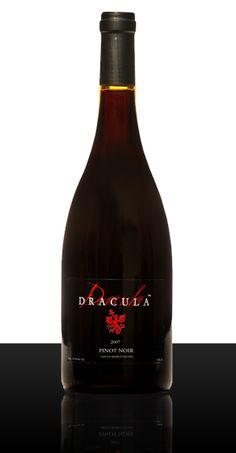 Dracula Pinot Noir
