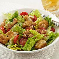 """""""Fried"""" Chicken Salad Recipe"""