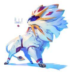 Pokemon Sun - Solgaleo by nicholaskole.deviantart.com on @DeviantArt