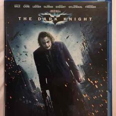 The Dark Knight Blu Ray Disc Set HiDef Batman Film Joker with Heath Ledger and Christian Bale The Dark Knight 2, The Dark Knight Poster, Batman Begins, Christopher Nolan, Love Movie, Movie Tv, Batman Sets, Anthony Michael Hall, Blu Ray Collection