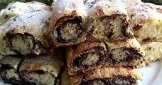Mennyei Zalai kelt / kőtt/ rétes, mákos és túrós töltelékkel recept! Nagyon finom rétes készült ma a konyhámban. Próbáljátok ki Ti is!
