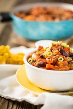 Pulled Jackfruit Chili - GoodHousekeeping.com