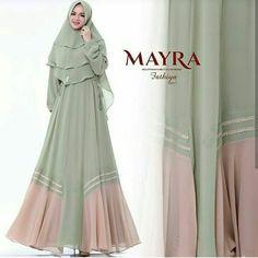 Modern Hijab Fashion, Hijab Fashion Inspiration, Islamic Fashion, Abaya Fashion, Fashion Outfits, Muslim Evening Dresses, Muslim Dress, Moda Hijab, Hijabi Gowns