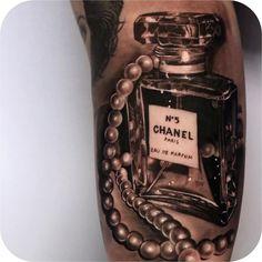 tattoodo on Picoji • Posts, Videos & Stories #picoji #tattoos #tattoodesigns #tattooideas Chanel No. 5 by christos_galiropoulos - Lamia, Greece #TATTOODO Bottle Tattoo, Chanel No 5, Marylin Monroe, View Photos, Tatoos, Tattoo Designs, Perfume Bottles, Videos, Style