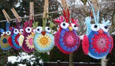 Easy Crochet Owl Crochet Pattern | Free Amigurumi Patterns