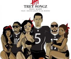 MUSIC VIDEO: Trey Songz – 'Hail Mary' Young Jeezy & Lil Wayne