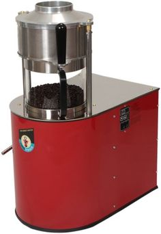 Sonofresco 2100R Propane Coffee Roaster 2Pound Cherry Red * Learn more by visiting the image link. (This is an affiliate link)