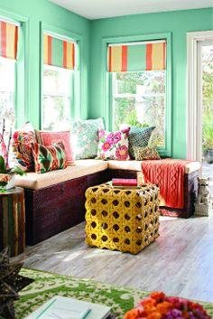 اللون الأصفر .. ديكور يضاعف الإضاءة | Egypt's biggest furniture website | The Home Page