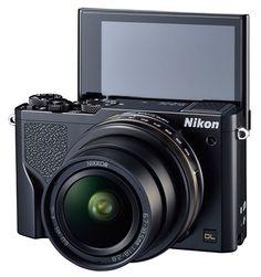 Ultraširokoúhlý světelný profi kompakt Nikon DL18-50 f/1.8-2.8
