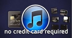 How To Create A Free iTunes Account Without Credit Card
