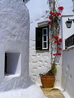 House in Amorgos Malta, Simply Beautiful, Beautiful Places, Zorba The Greek, Santorini Villas, Myconos, Greece Art, Greek Isles, Greece Islands