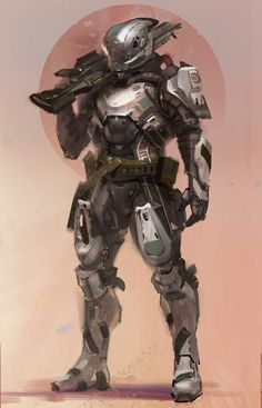 The creator of Halo, Bungie, presents a impressive collection of Concept art for…